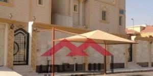 مظلات بأشكال مختلفه, مظلات سيارات