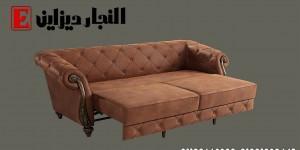 كنب سرير مودرن للبيع في مصر 2020