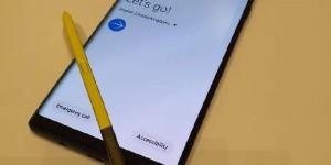 Samsung Galaxy Notes 9 – 512 GB