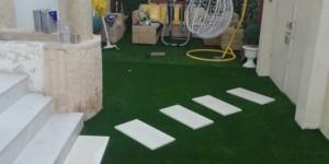 تنسيق حدائق في جدة , برجولات خشب