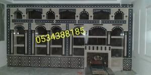 مشبات , 0534388185 تصميم مشبات فخم