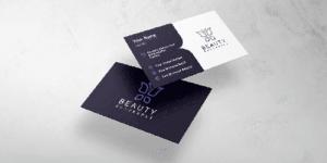 تصميم بطاقة أعمال، بيزنس كارد، كرت