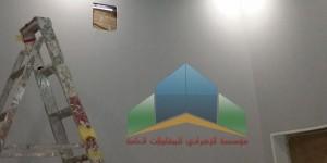 مقاول بناء ملاحق في الرياض, تشطيب