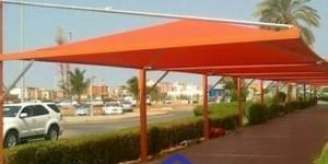 تركيب مظلات للسيارات في الشرقية